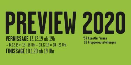 Preview 2020 - Die große Konjunktion Ausstellung Hamburg