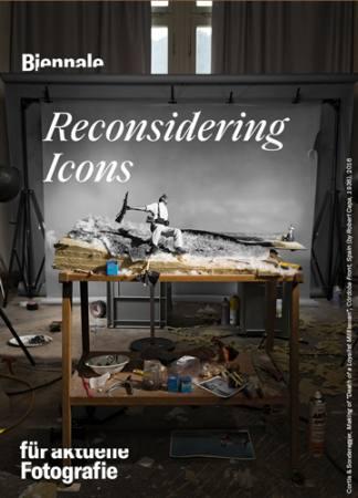 Biennale für aktuelle Fotografie 2020: Reconsidering Icons Ausstellung Mannheim