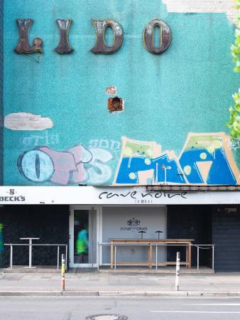 Cinémas perdus. Fotografien von Richard Thieler Ausstellung Berlin