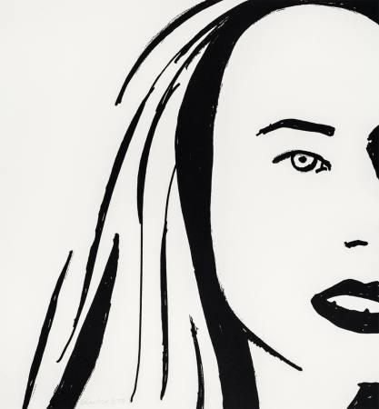 Präsentation des neuen Alex Katz Beauty Portfolio  mit Werken von Ulla, Vivian, Dancer und anderen. Ausstellung Nuernberg