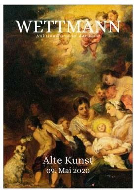 Alte Kunst / Moderne Kunst Auktion Muelheim