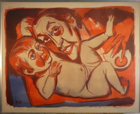 Peter August Böckstiegel Bilder gelangen bei Jentsch zur Auktion Auktion Guetersloh
