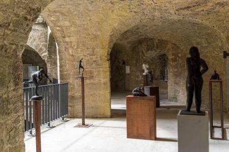 Pirnaer Skulpturensommer: Die Dresdner Bildhauerschule Ausstellung Pirna