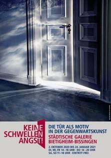 Keine Schwellenangst! Die Tür als Motiv in der Gegenwartskunst - Galerie geschlossen - Ausstellung Bietigheim-Bissingen