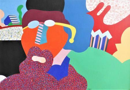 Alt bleibt jung Ausstellung Galerie Kley Hamm