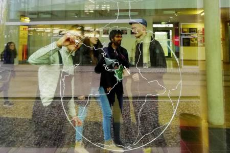 Virtueller Studieninfotag Ausstellung Alfter