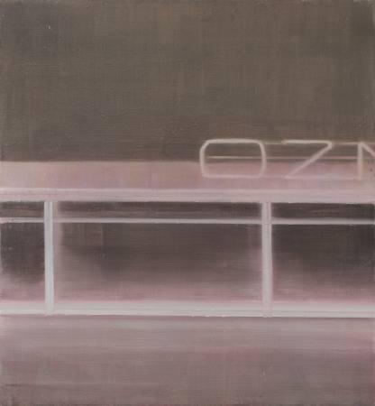Nachsaison - Eric Keller. Malerei Ausstellung Berlin
