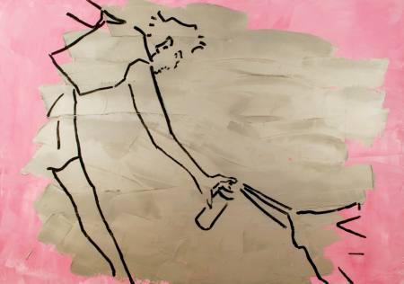 JUDY RIFKA: EIN BLICK IN DEN RÜCKSPIEGEL Ausstellung Murnau