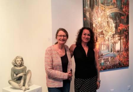 Malerei und Skulptur Ausstellung Koeln