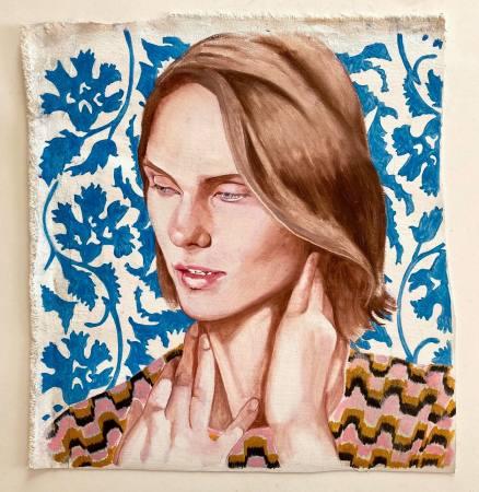 Jocelyn Hobbie: New Paintings & Works on Paper Ausstellung Berlin