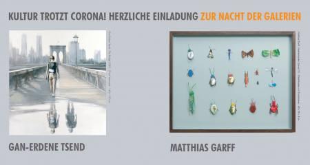 Nacht der Galerien Ausstellung Wetzlar