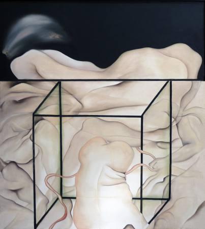 Gravidität. Maina-Miriam Munsky (1943-1999) Ausstellung Berlin