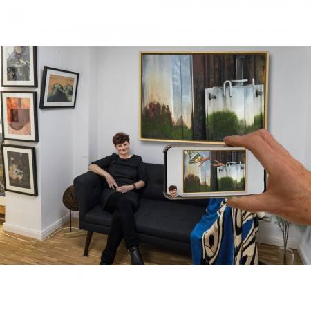 Augmented Art :: analog und digital - Von der Straße in den Bilderrahmen