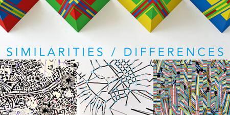 SIMILARITIES / DIFFERENCES. Ausstellung Berlin