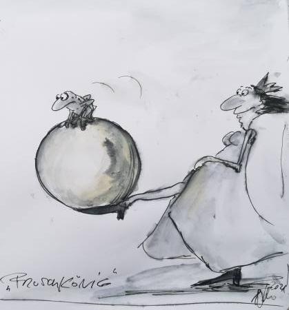 Anette Smolka-Woldan und junge Talente Ausstellung Wernstein