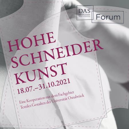 HOHE SCHNEIDERKUNST Ausstellung Mettingen