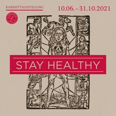 STAY HEALTHY Ausstellung Mettingen