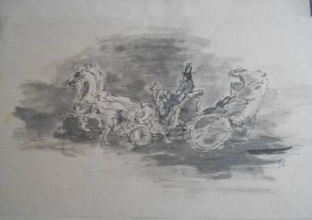 Alois Beham, Hausarzt Kubins, Maler und Grafiker zum 30Todestag Ausstellung Wernstein