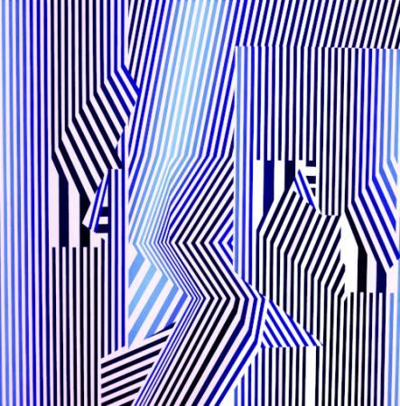 Farbe vs. Raum Ausstellung Koeln
