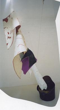 Malerei und Objekte