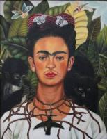 """Frida Kahlo Ausstellung: """"Ein Band um eine Bombe"""""""