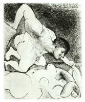 Zeichnungen und graphische Werke von Pablo Picasso