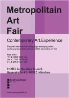 MAF-Metropolitain Art Fair Munich