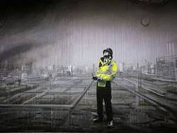 One Square Metre - Photography meets Urban Art