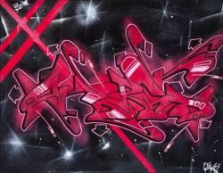 Underground art - Graffiti