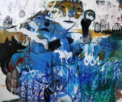 FABELWELTEN der Rusudan KHIZANISHVILI