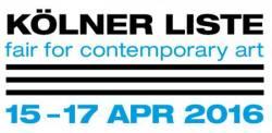 K�LNER LISTE - fair for contemporary art