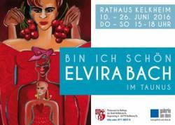 Elvira Bach - Bin ich sch�n