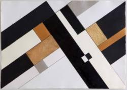 "Galerie 100 kubik: Encarna Monteagudo - ""Geometrische Räume"""