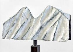Emil Cimiotti - Bronze und Papier