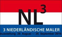 NL� mit 3 NIEDERL�NDISCHEN K�NSTLERN