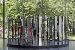 """Jeppe Hein - Im Rahmen von """"Sculpture 21st"""""""