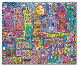 James Rizzi - My New York City