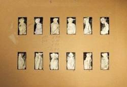 MIHYAR - Wandobjekte von Rud Witt