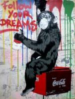 Germany is beautiful - New works by Mr. Brainwash at GALERIE FLUEGEL-RONCAK