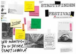 Stadttfinden Festival mit sieben LAB-Kunstprojekten/ Glasfabrik Leutzsch