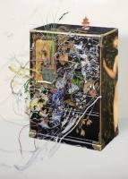 Xuan Wang - Rätsel - Malerei auf Papier