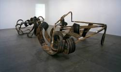 Richard Deacon. About Time