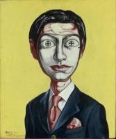 Gesicht und Maske - Rollenspiele in der Porträtkunst