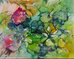 Farbstürme - Ausstellung mit Bildern von VERO