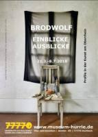 Jürgen Brodwolf: Einblicke - Ausblicke (Profile in der Kunst am Oberrhein