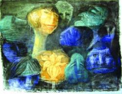 Malerei und Grafik - Lebenswerk des Malers Martin Lehnert - Ausstellung zum 100. Geburtstag