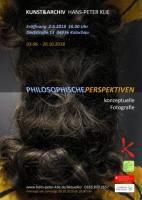 Ausstellung Philosophische Perspektiven - Konzeptuelle Fotografie
