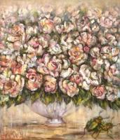 Frühlingsgötter -  Malerei und Zeichnung