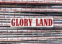 GLORY LAND Buchvernissage & Ausstellung