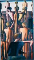 Ausstellung Oskar Schlemmer. 100 Jahre Bauhaus